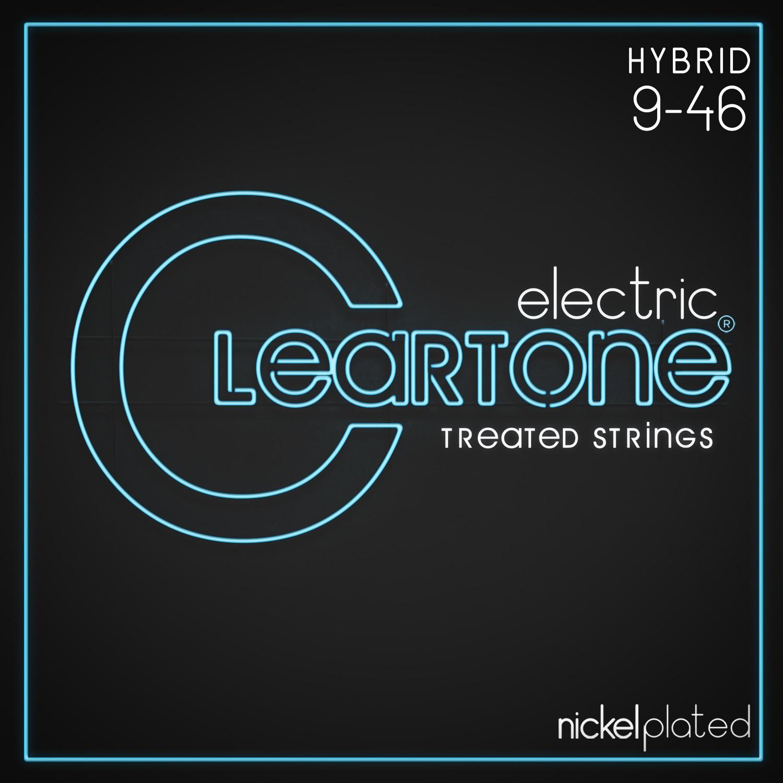 Cleartone Nickel Plated 9-46 Hybrid