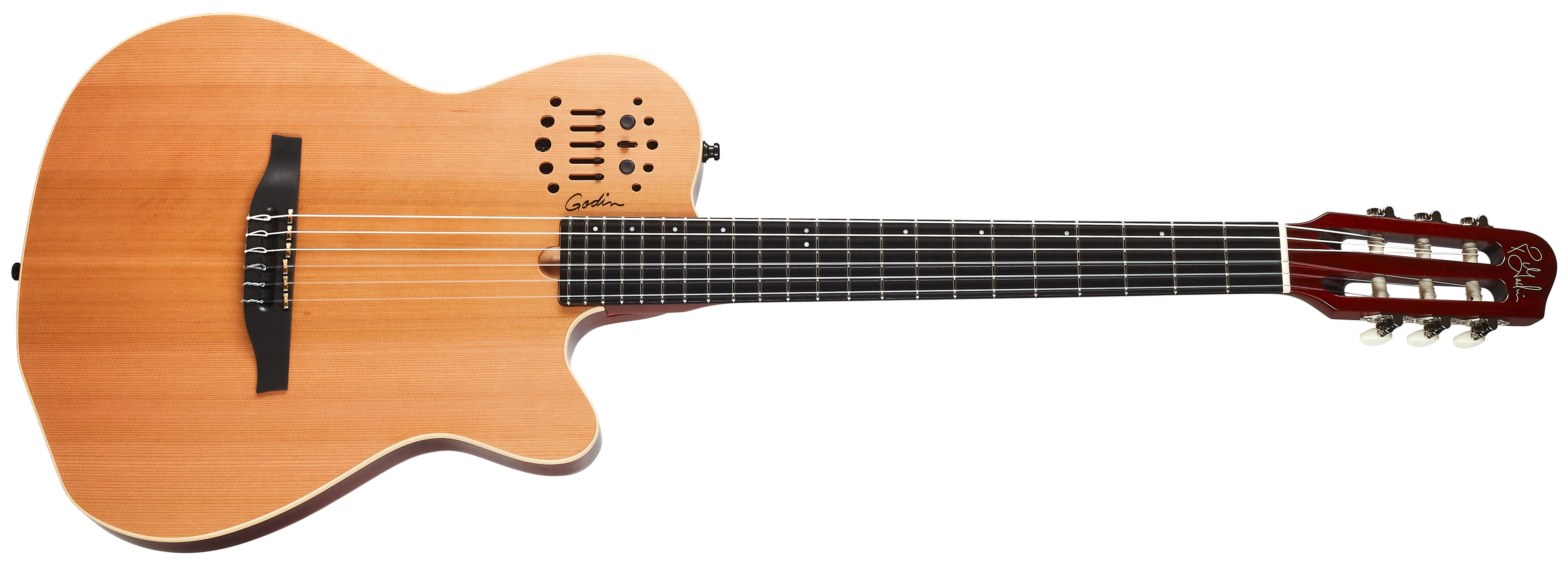 Godin Multiac ACS-SA Nylon Natural SG