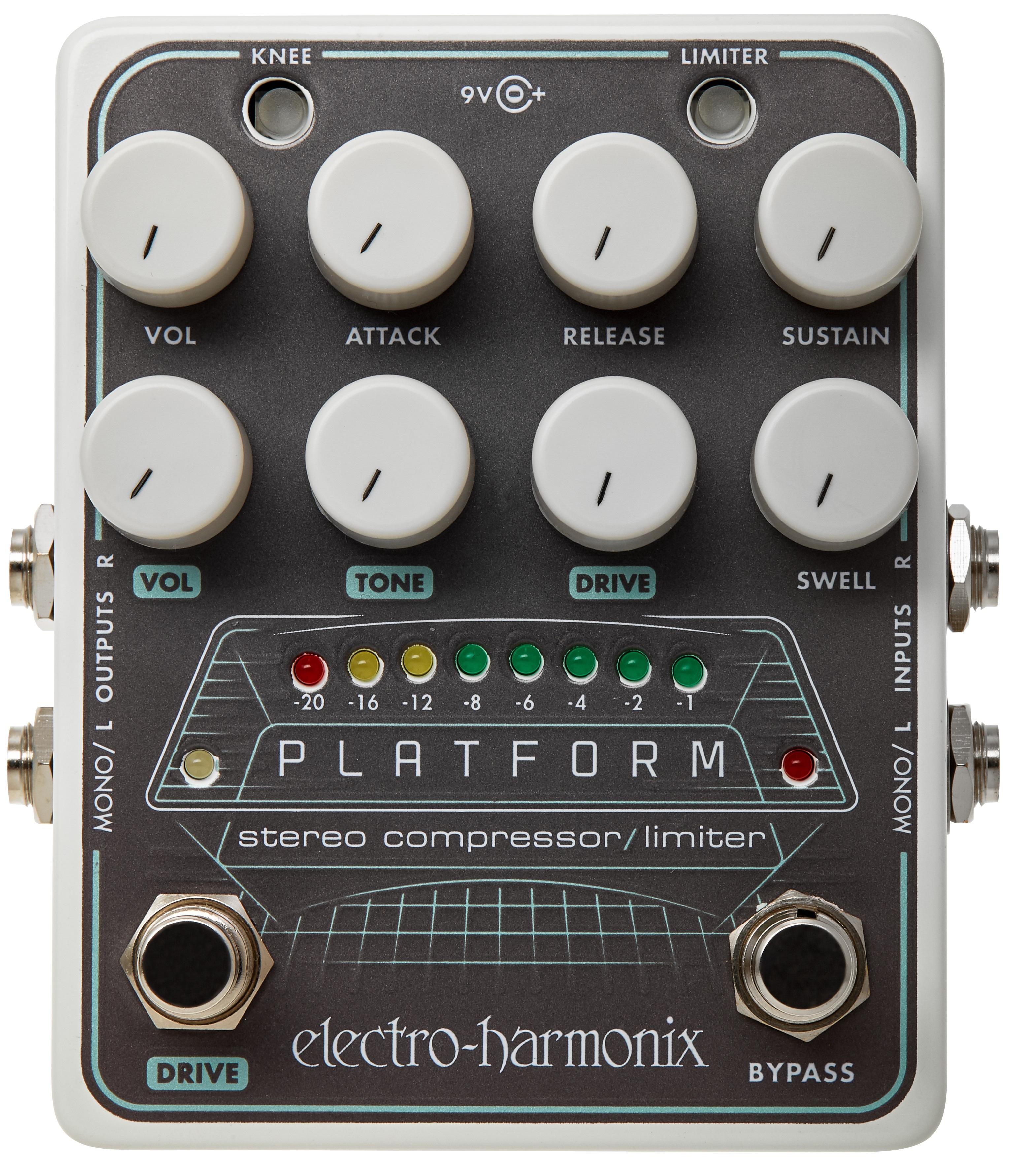 Electro-Harmonix Platform Stereo