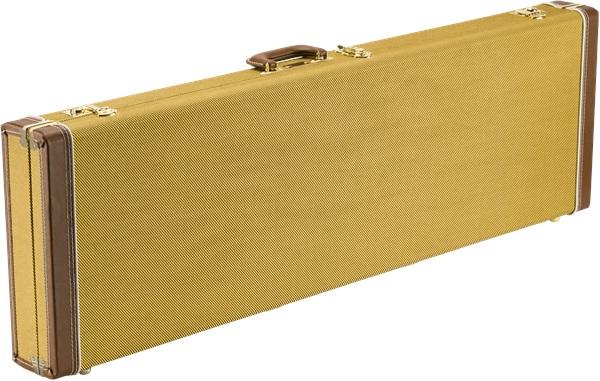 Fender Classic Series Case Precision Bass/Jazz Bass Tweed