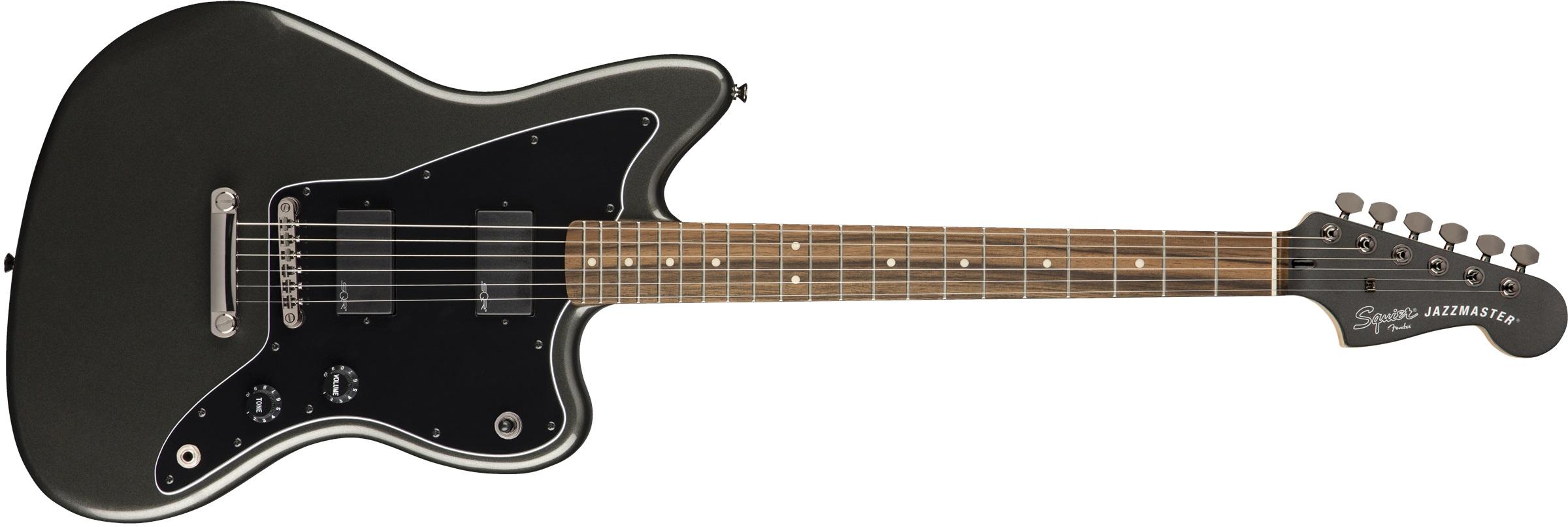 Fender Squier Contemporary Active Jazzmaster HH ST LRL GM