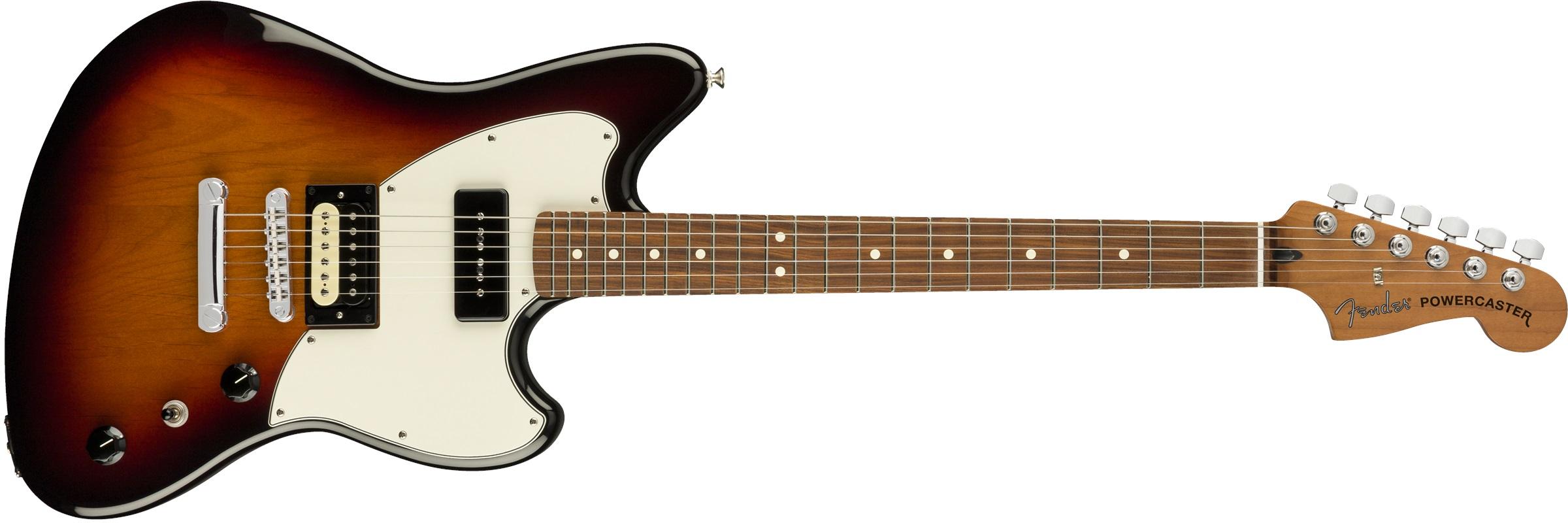 Fender PowerCaster PF 3CS