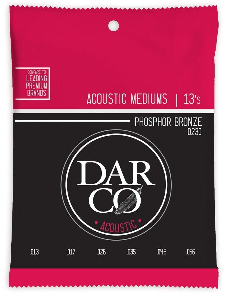 Darco 92/8 Phosphor Bronze Medium