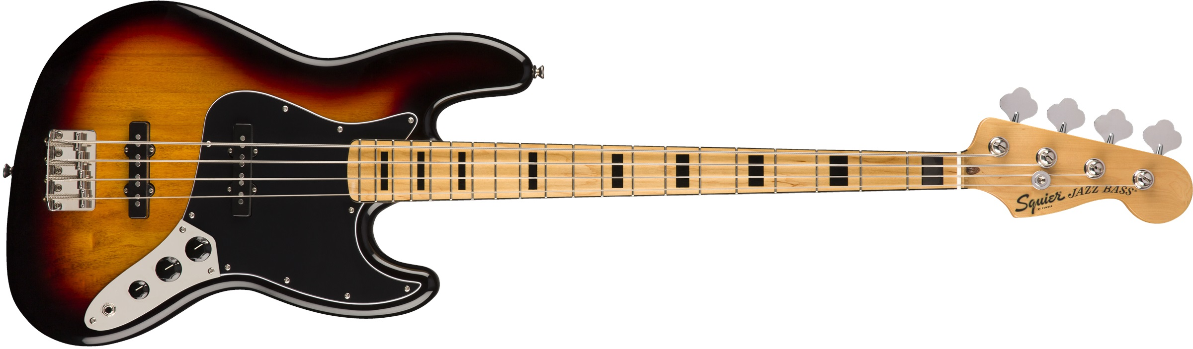 Fender Squier Classic Vibe '70s Jazz Bass® MFB 3TSB