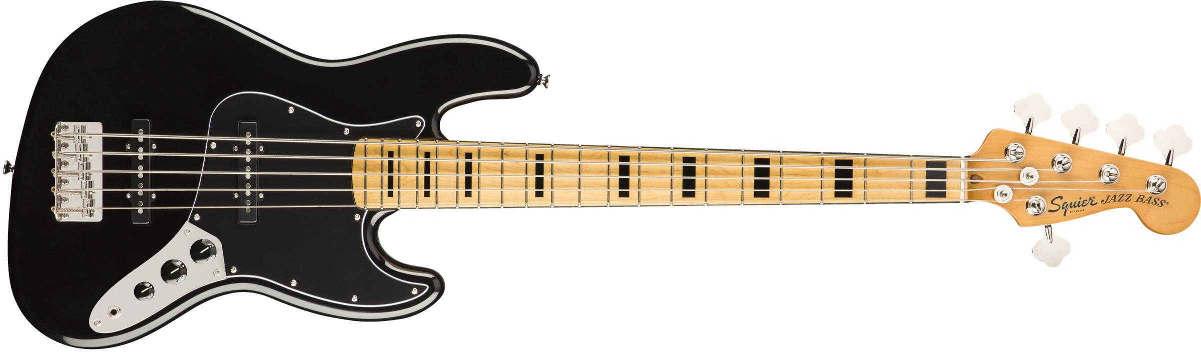 Fender Squier Classic Vibe '70s Jazz Bass® V MFB NAT