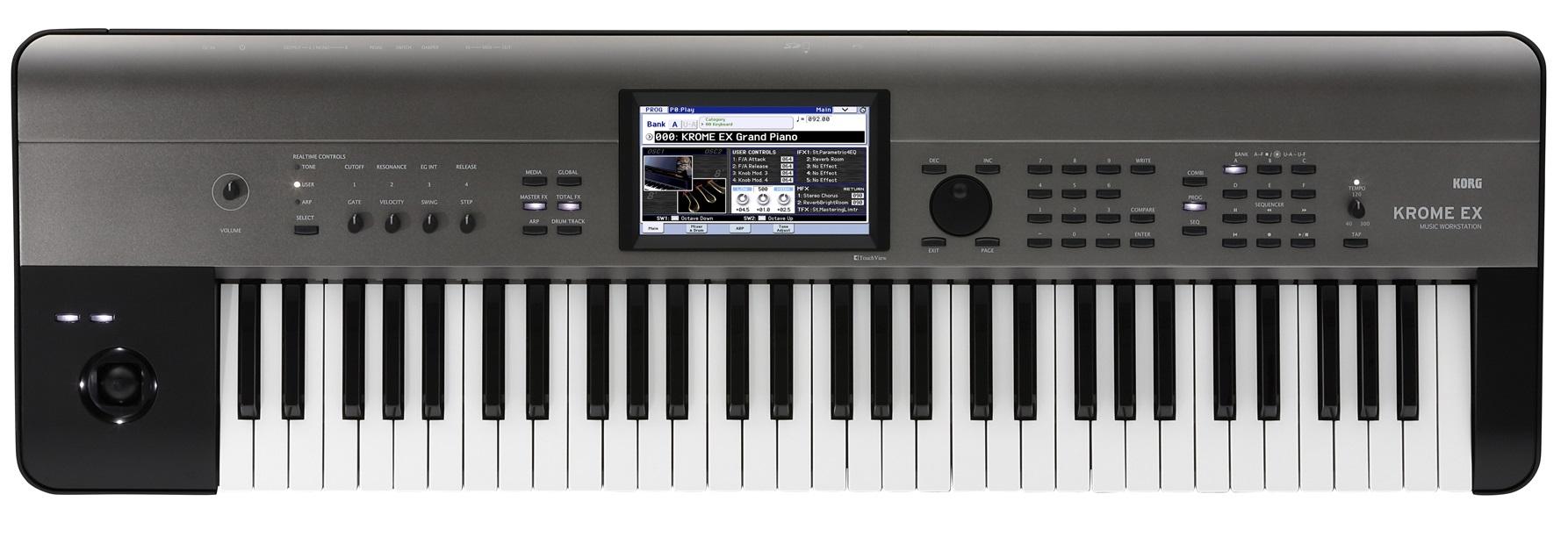 Korg KROME-61 EX