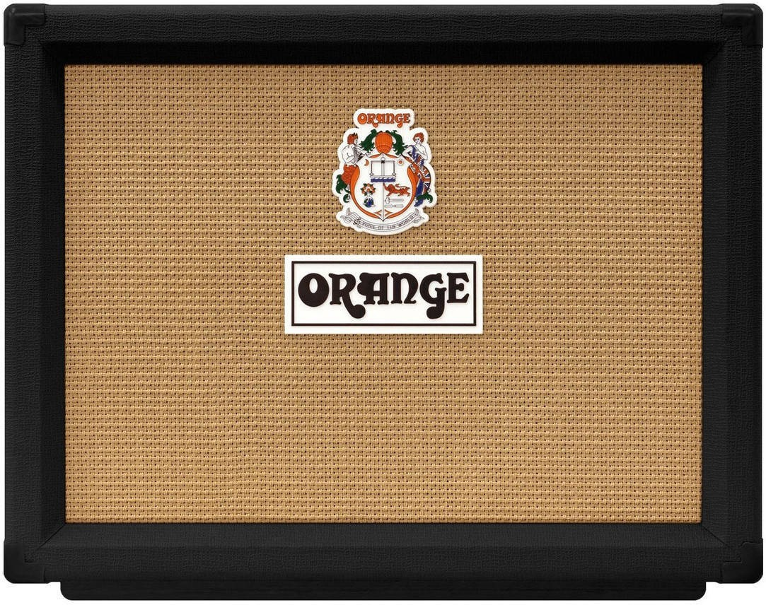 Orange Tremlord 30 Black