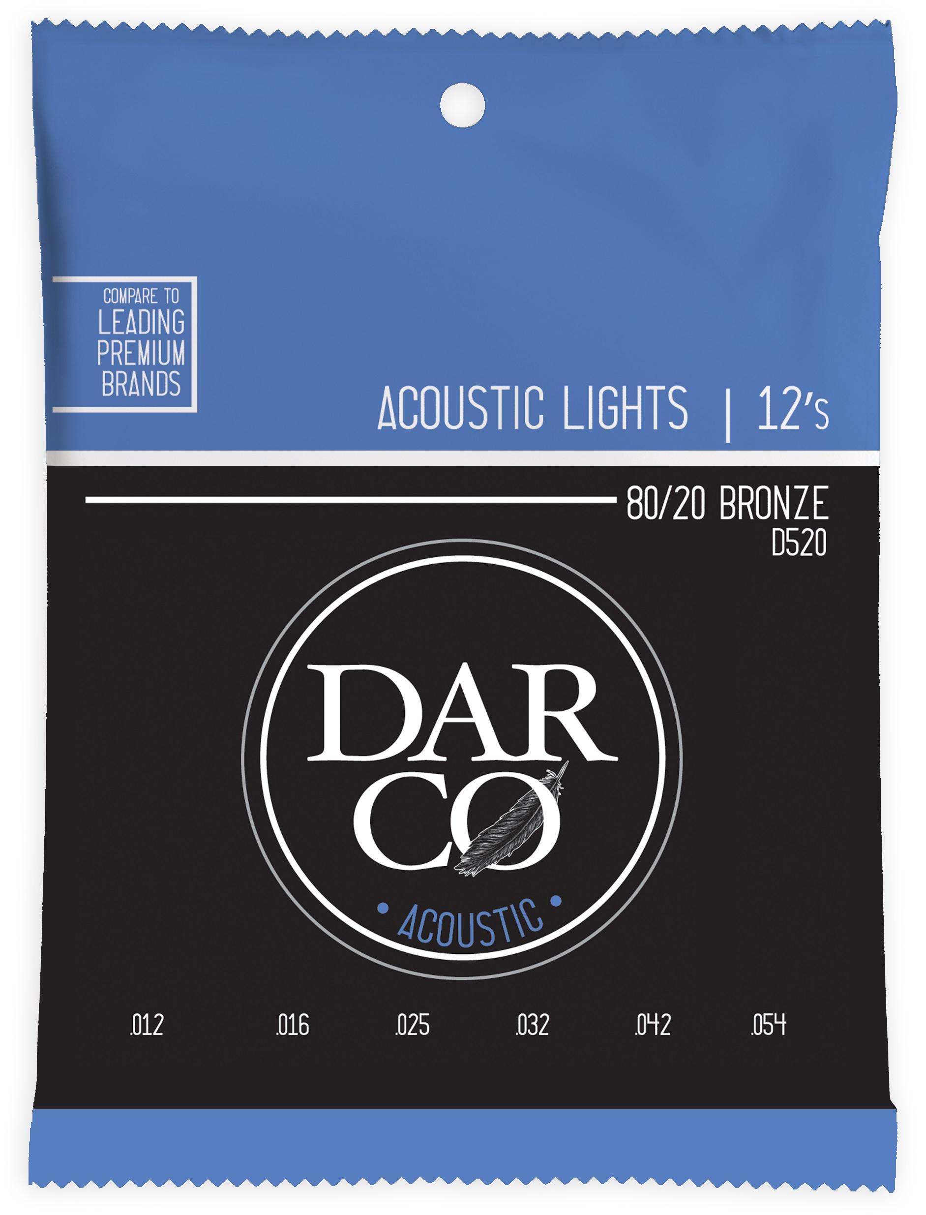 Darco 80/20 Bronze Light