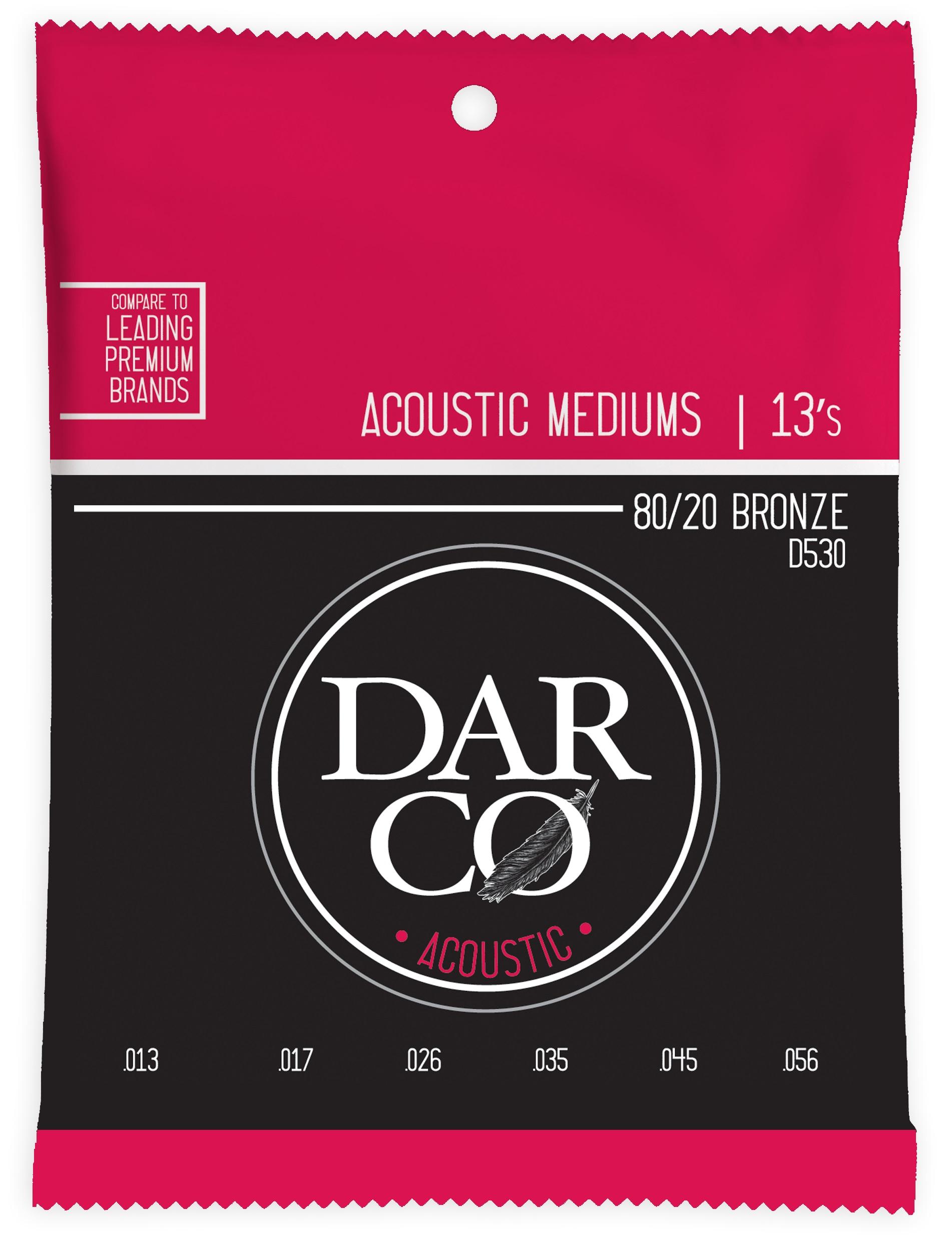 Darco 80/20 Bronze Medium