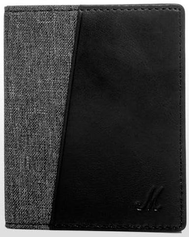 Marshall Deni & Leather Black/Grey