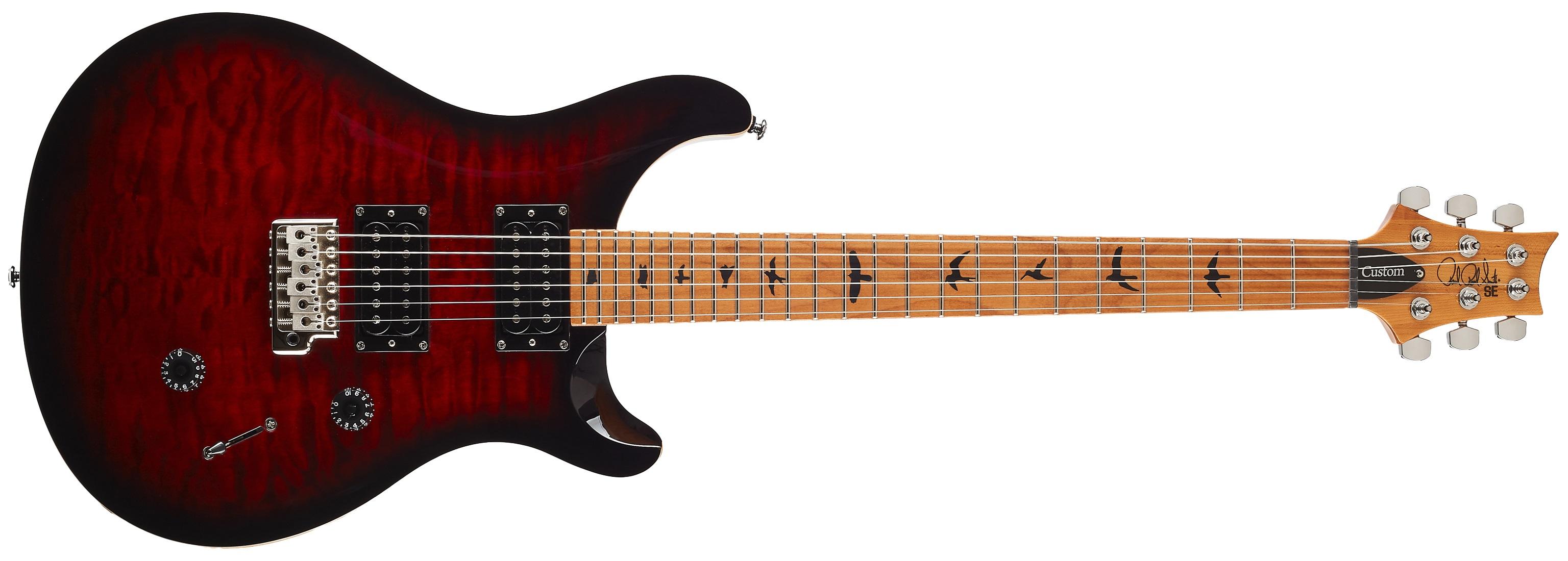 PRS SE Custom 24 FRQ LTD