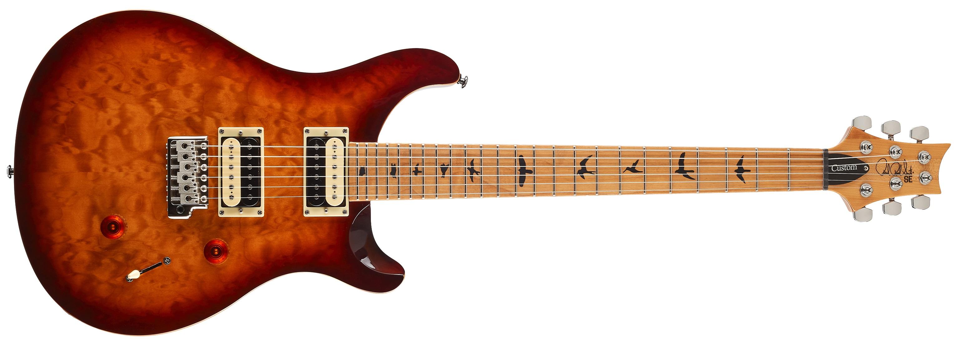 PRS SE Custom 24 TBQ LTD