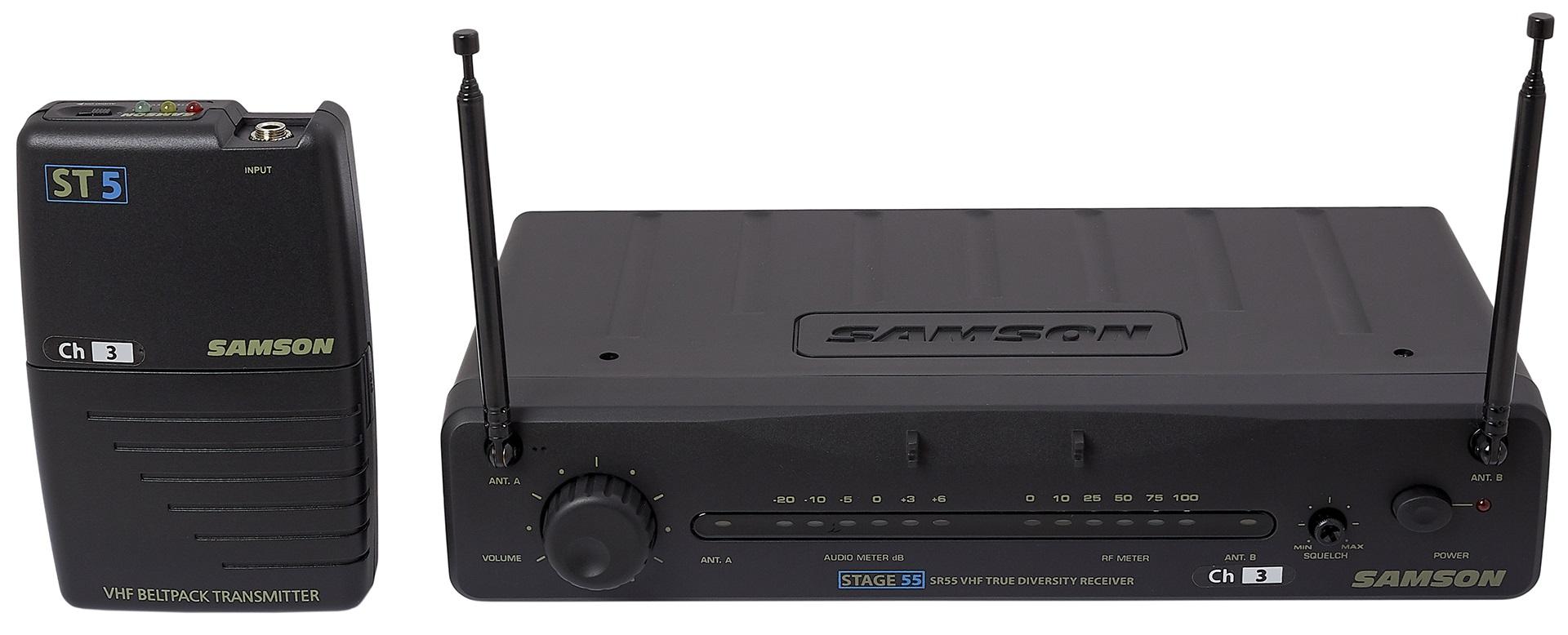 Samson Stage 55 Guitar System