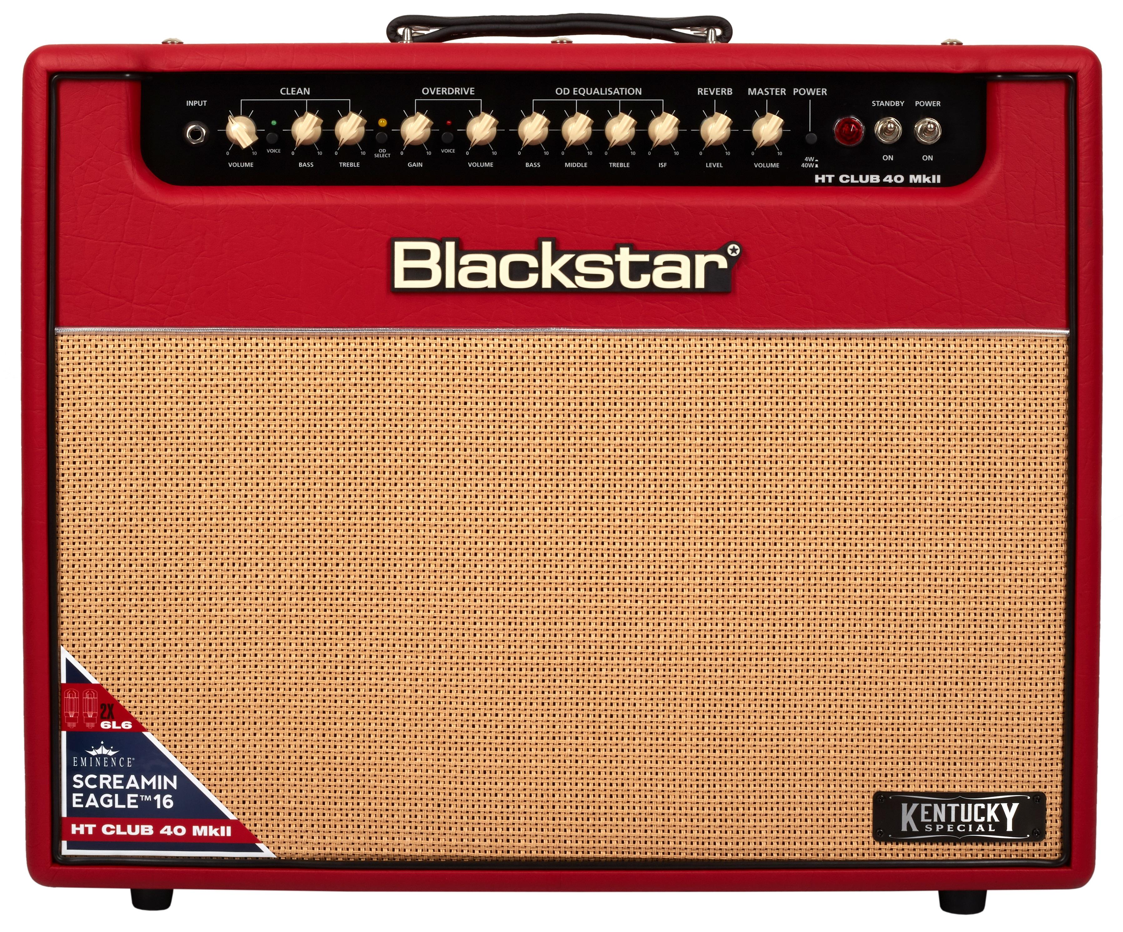 Blackstar HT Club 40 Combo MKII Kentucky Special