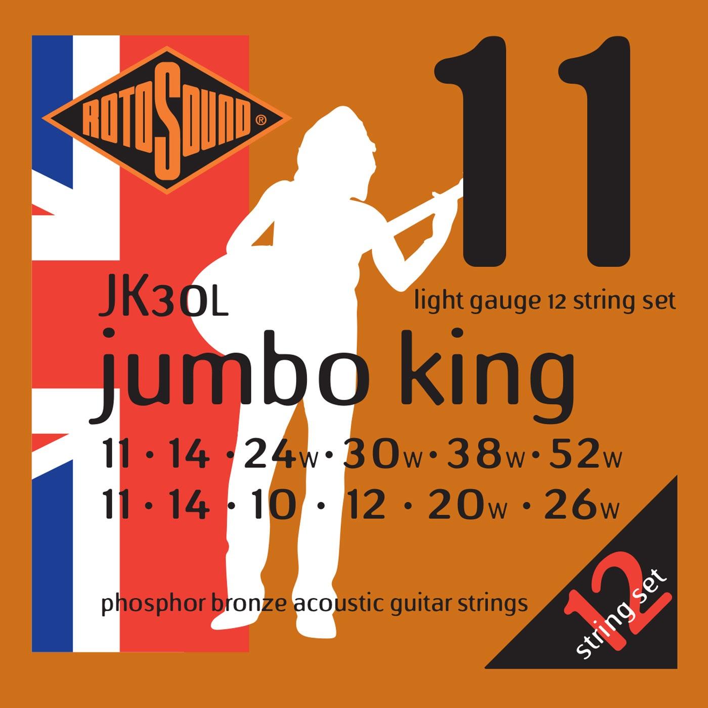 Rotosound JK30L Jumbo King