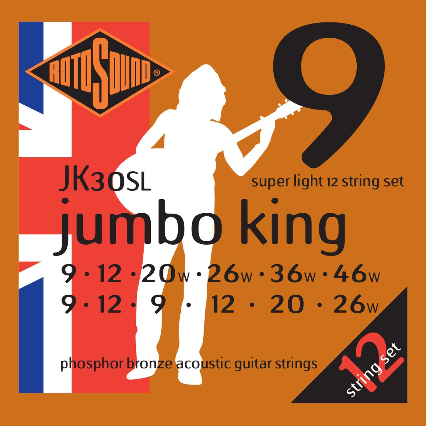 Rotosound JK30SL Jumbo King