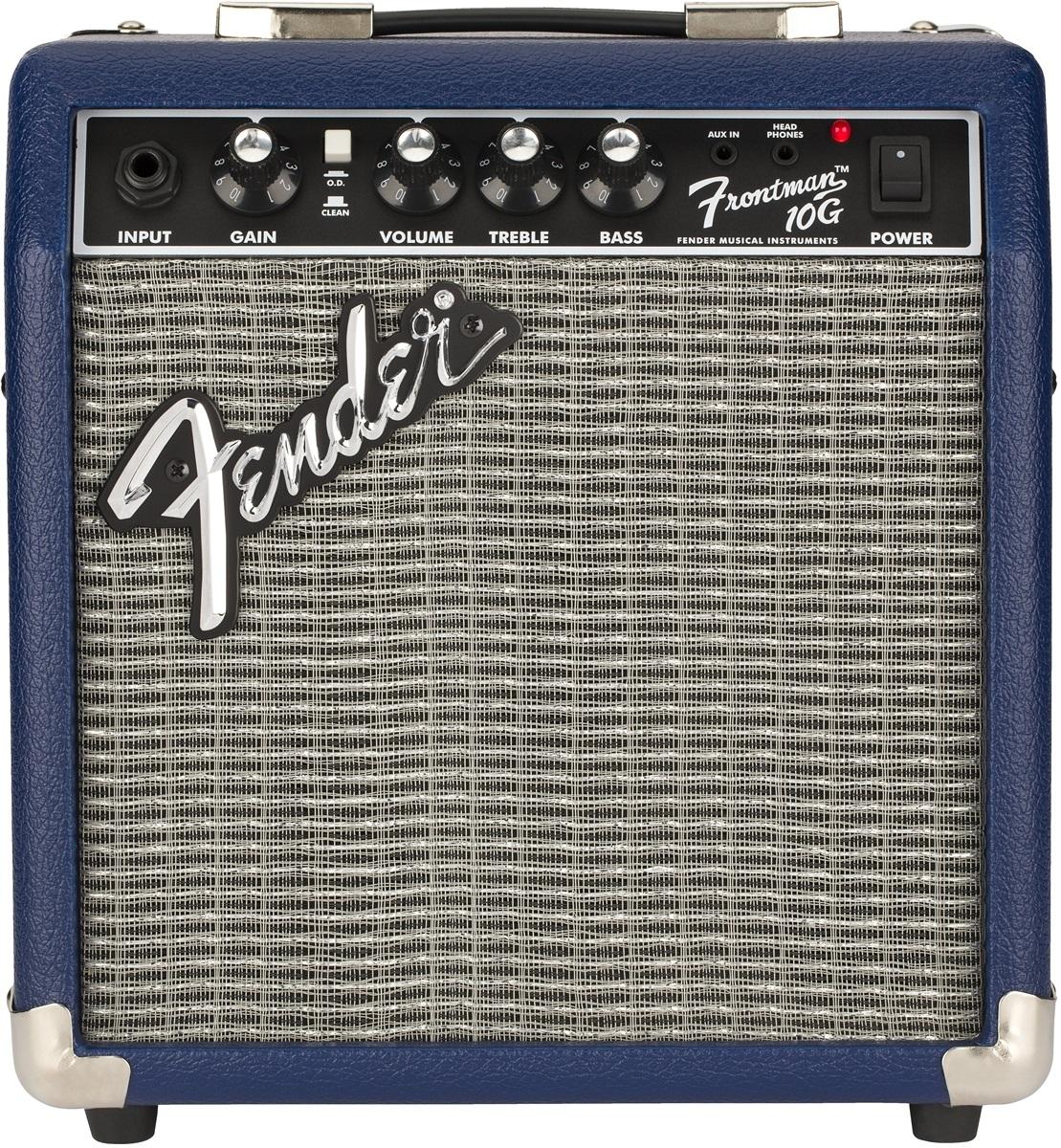 Fender Frontman 10G Blue