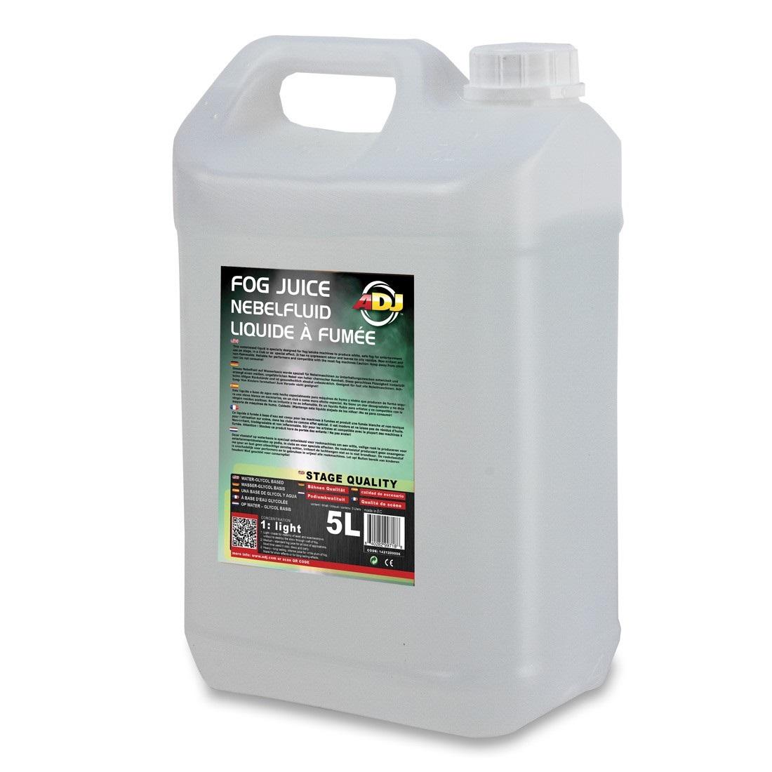 American DJ Fog juice 1 light --- 5 Liter