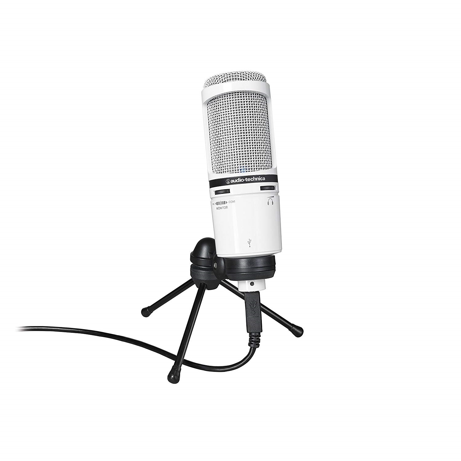 Audio-Technica AT2020USB+WH
