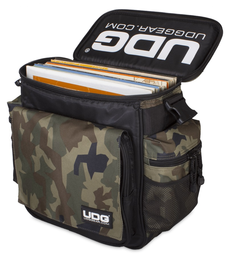 UDG Ultimate SlingBag Black Camo