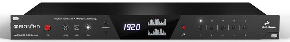 Antelope Audio Orion 32HD   Gen 3
