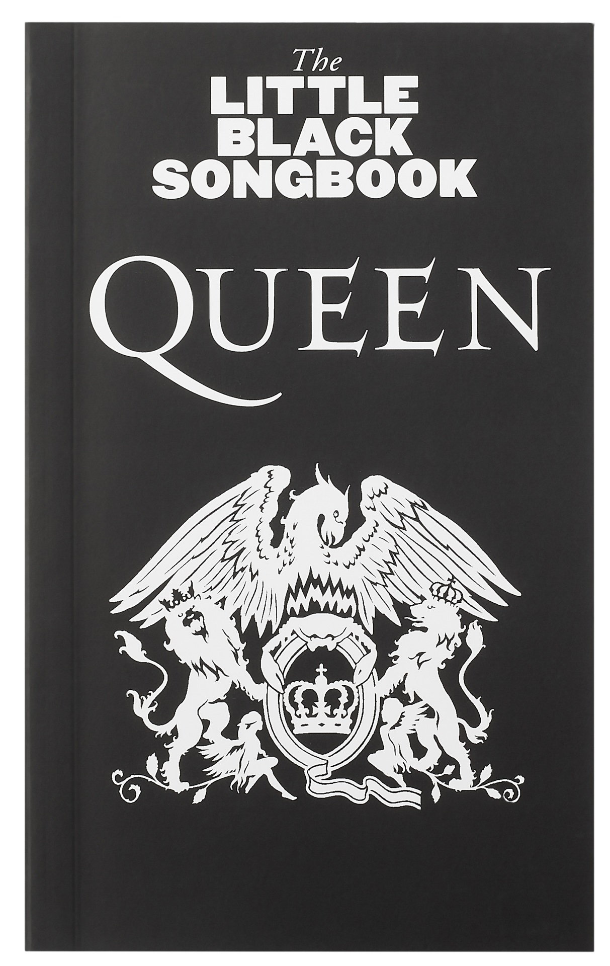 MS The Little Black Songbook: Queen