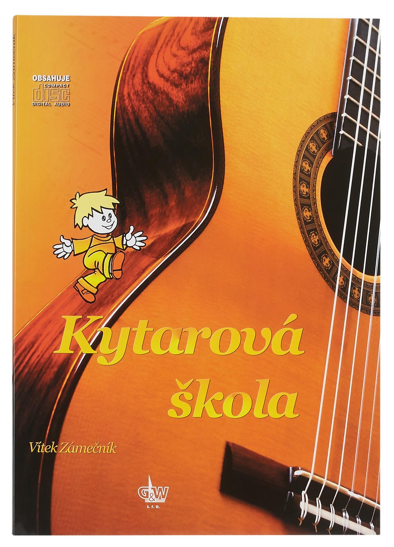 KN Kytarová škola - Vítek Zámečník