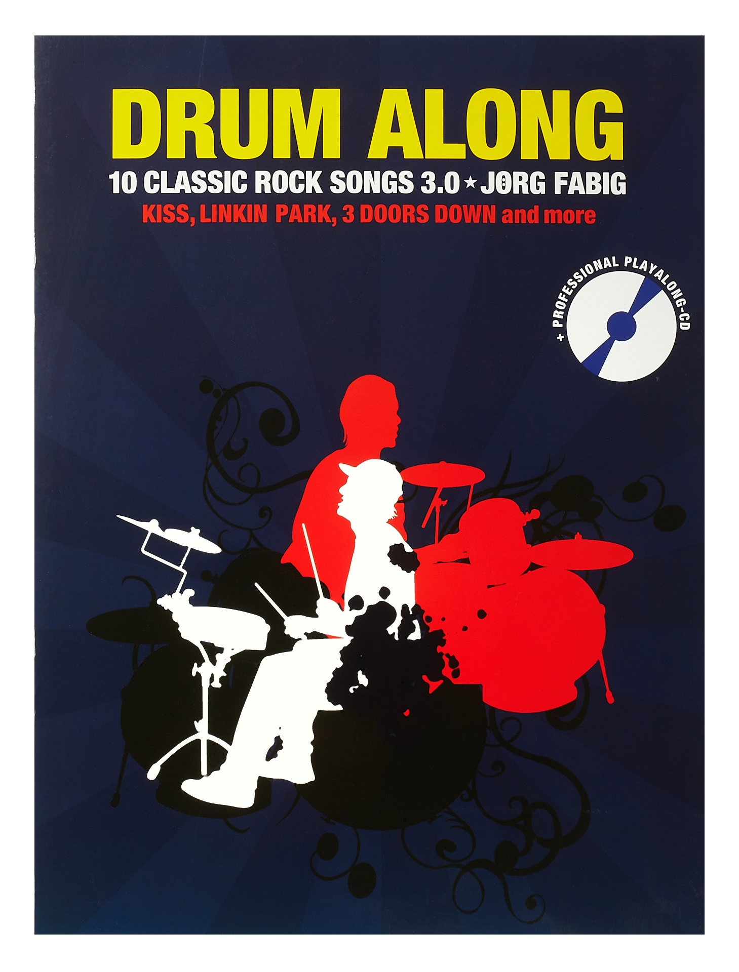 MS Drum Along IX - 10 Classic Rock Songs 3.0