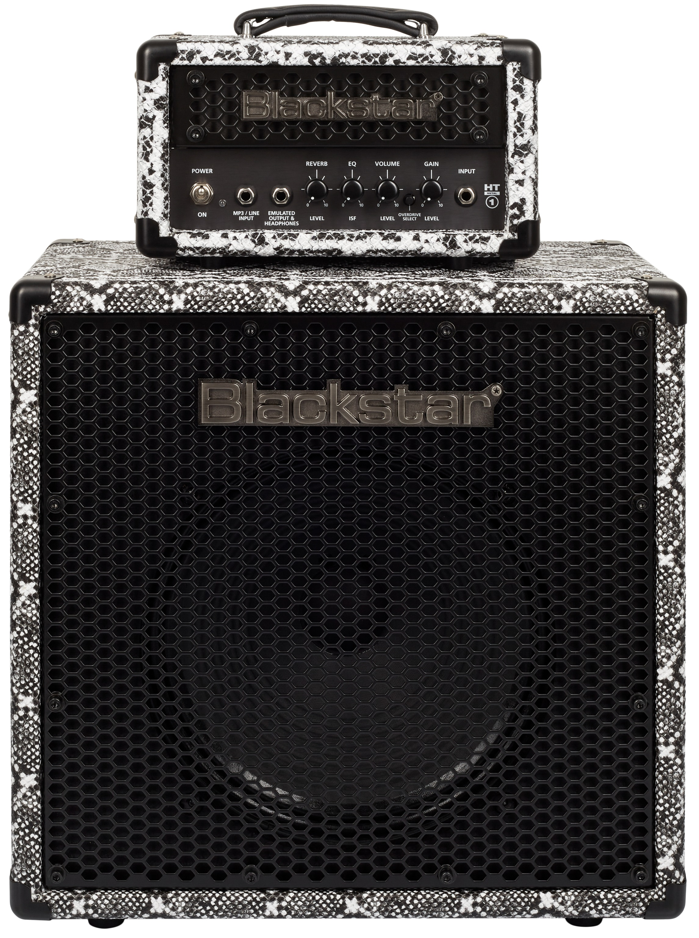 Blackstar HT-1RH Metal & HT-Metal 112 pack