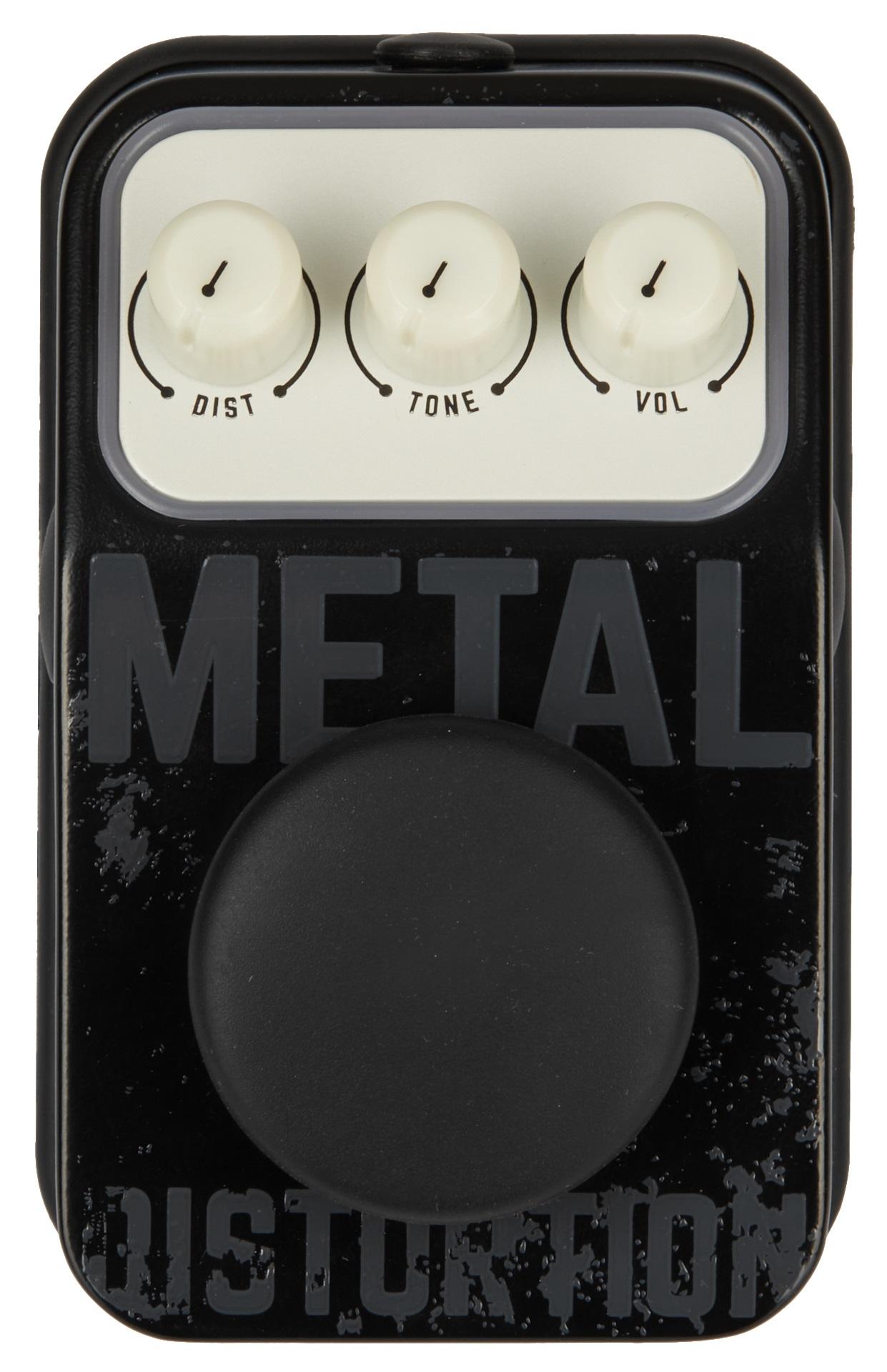 Nexi Metal Distortion