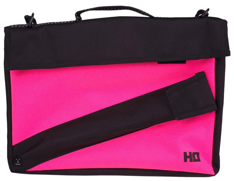 H-O Flautino Black-Pink reflex Taška na flautu a noty 9e8c06e6057